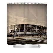 The Philadelphia Spectrum Shower Curtain