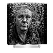 The Photographer Shower Curtain