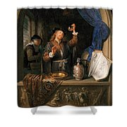 The Physician Shower Curtain
