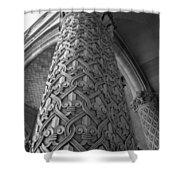 The Pillar Shower Curtain