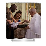 The Place Beyond The Pines Shower Curtain
