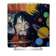 The Planets Suite Shower Curtain