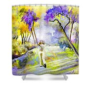 The Players Championship 2010 Shower Curtain