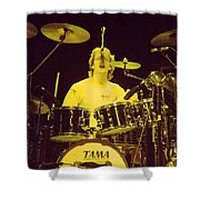 The Police 1 Shower Curtain