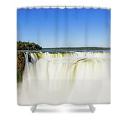 The Power Of Nature Shower Curtain