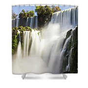 The Power Of Water Shower Curtain