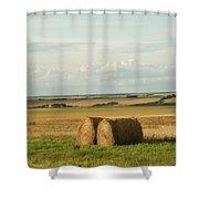 The Prairies Shower Curtain