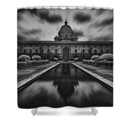 The President's Palace Shower Curtain