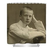The Prince Oleg Konstantinovich  Shower Curtain