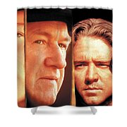 The Quick And The Dead Shower Curtain