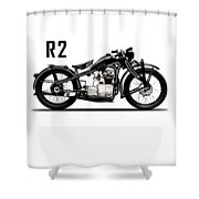The R2 1931 Shower Curtain