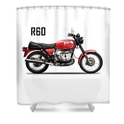 The R60 1978 Shower Curtain
