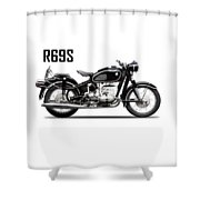 The R69s Shower Curtain