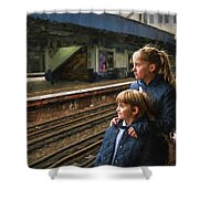 The Railway Children Shower Curtain