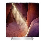The Ray Of Light Shower Curtain