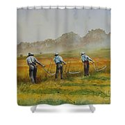 The Reapers Shower Curtain