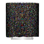 The Rectangle IIi Shower Curtain