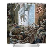 The Resurrection Shower Curtain