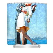 The Return Shower Curtain