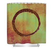 The Ring Shower Curtain