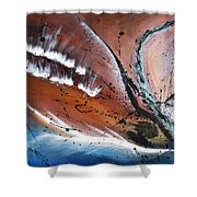 The Rising Shower Curtain