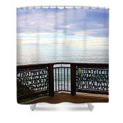 The Romance Of Laguna Beach Shower Curtain
