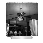 The Room With Many Views Shower Curtain