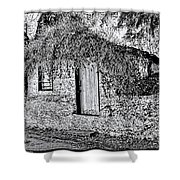 The Root Cellar Shower Curtain