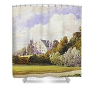 The Rosenau From The South-east Shower Curtain