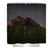 The Rugged Beauty Of Long Scraggy Shower Curtain