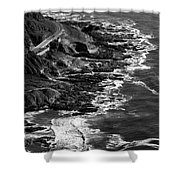 The Rugged Beauty Of The Oregon Coast - 4  Shower Curtain
