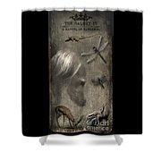 The Saluki Is A Marvel Of Elegance Shower Curtain