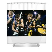 The Scorpions Shower Curtain