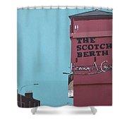 The Scotch Berth Shower Curtain