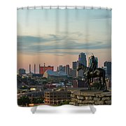 The Scout Shower Curtain