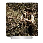 The Scout2 Shower Curtain
