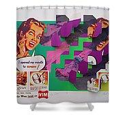 The Scream 2 Shower Curtain