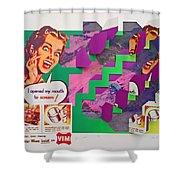 The Scream 3 Shower Curtain