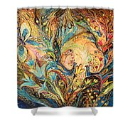 The Sea Soul Shower Curtain