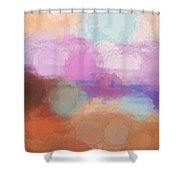 The Sea That Dreams Are Made Of Shower Curtain