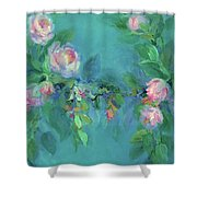 The Search For Beauty Shower Curtain