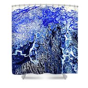 The Second Day Shower Curtain