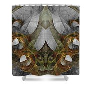 The Second Labor Of Herakles Shower Curtain