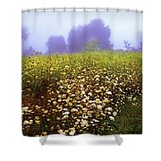 The Secret Garden Shower Curtain
