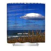 The Seductive Sea Shower Curtain