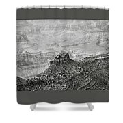 The Sentry Of Centuries Shower Curtain