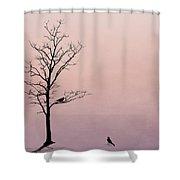 The Serenade Shower Curtain
