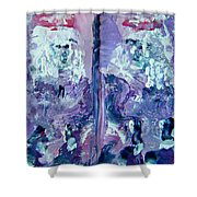 The Seven Deadly Sins- Pride Shower Curtain