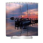 The Seventh Hope Shower Curtain