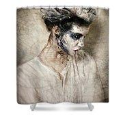 The Shade Of Havisham Shower Curtain